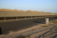 Restoration mounds