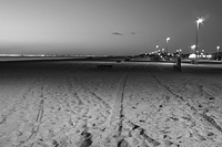 Toward Long Beach