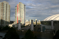 BC Place and environs