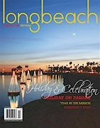 Long Beach Magazine cover